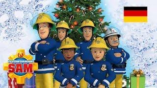 Download Feuerwehrmann Sam Deutsch Neue Folgen ❄️ Zu viel des Guten🎄 Weihnachten Compilation 🚒 Kinderfilme Video