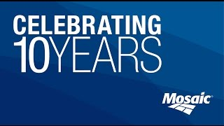 Download The Mosaic Company - Celebrating 10 Years Video