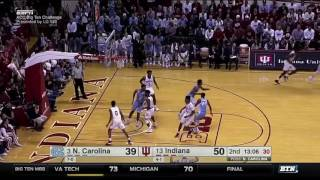 Download North Carolina at Indiana - Men's Basketball Highlights Video