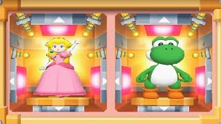 Download Mario Party 7 - 8 Player Ice Battle - Peach Yoshi Daisy Mario Team All Funny Mini Games (Master CPU) Video