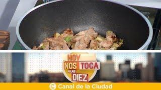 Download ¡Cocinamos un rico Ramen de Pollo! (parte 2) Claudio Guarnaccia en Hoy Nos Toca a las Diez Video