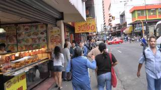 Download San Jose Downtown Costa Rica 1080 50p Full HD Video