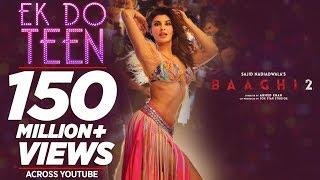 Download Baaghi 2: Ek Do Teen Song   Jacqueline Fernandez  Tiger Shroff   Disha P  Ahmed K   Sajid Nadiadwala Video