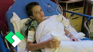 Download His First Surgery. Bryce's Hernia Operation Video