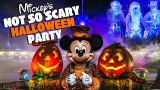 Download Top 10 Must Do's at Mickey's Not So Scary Halloween Party Video