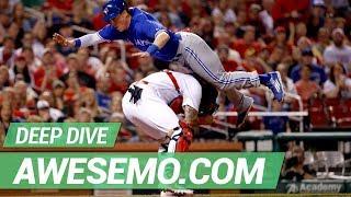 Download MLB DFS Picks & Live Before Lock - Mon 8/19 - Deeper Dive - DraftKings FanDuel Yahoo Video