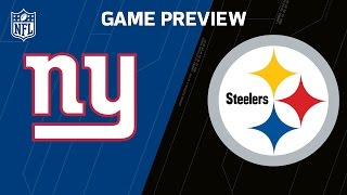 Download Giants vs. Steelers (Week 13 Preview)   Odell Beckham Jr. vs. Antonio Brown   Move the Sticks   NFL Video