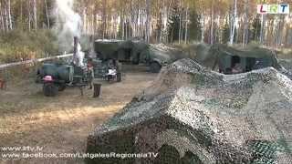 Download Zemessardzes 35.Nodrošinājuma bataljona lauka mācības Badelkā Video