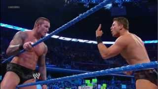 Download Randy Orton turns heel 2012 Video