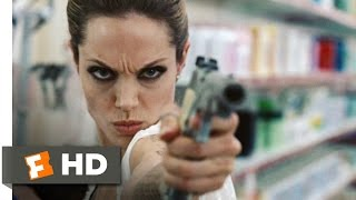 Download Wanted (2/11) Movie CLIP - Grocery Store Shootout (2008) HD Video