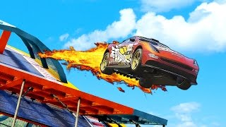 Download GTA 5 THE CRAZIEST RACE EVER!! (GTA 5 Funny Moments) Video