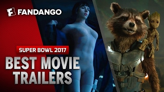 Download Super Bowl Trailers Compilation (2017) | Movieclips Trailers Video