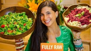 Download What a FullyRaw Vegan Eats in a Day (Winter Edition) Video