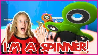 Download Becoming a FIDGET SPINNER?!? Video