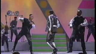 Download NEWJACKSWING! BOBBY BROWN - MEDLEY WITH DOPE STEP! Video