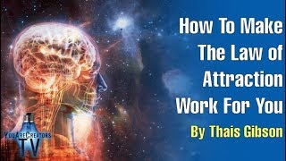 Download 💫″How To Make The Law Of Attraction Work For You!″ (Powerful TRUTH!) Video