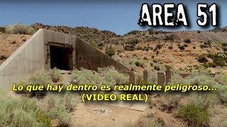 Download Descubren Acceso Secreto al AREA 51 (VIDEO REAL) Video