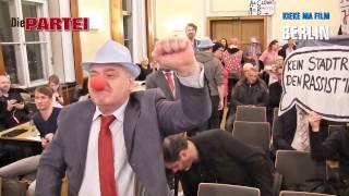 Download Die PARTEI Berlin: AfD-Stadtratskandidat Nicolas Seifert stellt sich zur Wahl Video