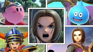 Download The Hero Full Moveset (Plus Final Smash, Victory Screens, Kirby Hat & More) Smash Bros Ultimate Video