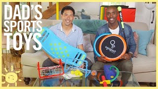 Download GEAR | Best Sports Toys For Kids (& Dads!) Video