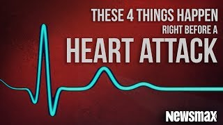 Download These 4 Things Happen Right Before A Heart Attack Video