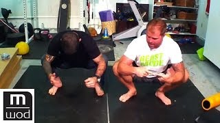 Download Quick squat ankle test   Feat. Kelly Starrett   MobilityWOD Video
