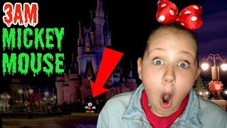 Download DO NOT LOOK FOR MICKEY MOUSE IN DISNEYLAND AT 3AM!! OMG SO CREEPY!! Video