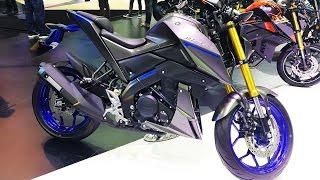 Download Yamaha M Slaz Dark Edition 2017 Motor Show Video