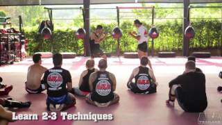 Download What To Expect At Muay Thai Class At AKA Thailand Video