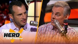 Download Doug Gottlieb details the Browns struggles with Baker Mayfield, talks Cowboys | NFL | THE HERD Video
