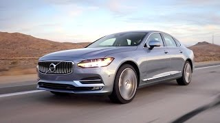 Download 2017 Volvo S90 - Review and Road Test Video