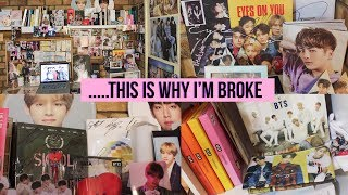 Download exposing my kpop collection lol (i spend too much money) Video