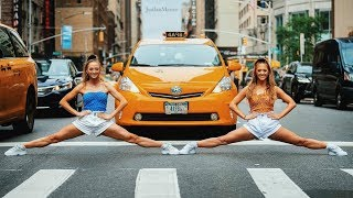 Download Acro/Gymnastics for 24 hours in NYC with Jordan Matter Video