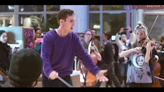 Download Flash Mob - Gustav Holst - The Planets: Jupiter (Berklee Contemporary Symphony Orchestra) Video
