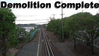 Download ⁶⁰ᶠᵖˢ Staten Island Railway: Demolition Complete of Nassau & Atlantic Stations - 5/2017 Video