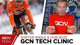Download Sticky Freehubs, Lightweight QR Skewers & Shifter Angle | GCN Tech Clinic Video