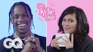 Download Kylie Jenner Asks Travis Scott 23 Questions | GQ Video