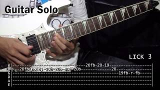 Download Nosi Balasi Sampaguita Guitar Solo Lesson Tutorial (WITH TABS) Part 1 Video
