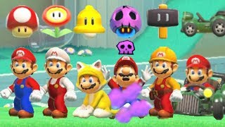 Download Super Mario Maker 2 - All Power-Ups Video