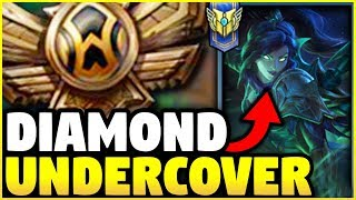 Download PRETENDING TO BE A BRONZE VAYNE MAIN WHILE BEING COACHED! ** THE COACH GOT MAD! Video