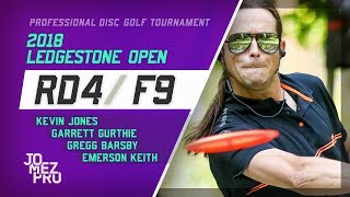 Download 2018 Ledgestone Open | Final Round, F9 | Barsby, Gurthie, Jones, Keith Video