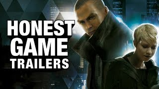 Download DETROIT BECOME HUMAN (Honest Game Trailers) Video