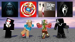 Download Monster School : SEASON 3 ALL EPISODE - Minecraft Animations Video