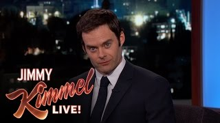 Download Jimmy Kimmel and Bill Hader's Plane Made an Emergency Landing Video