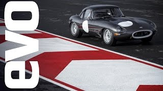Download Jaguar Lightweight E-Type - the £1.2 million unicorn | evo REVIEWS Video