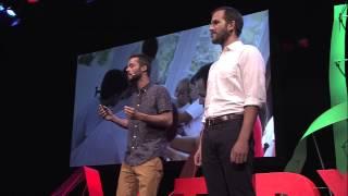 Download Improving education through Design Thinking | Ricardo Benítez & Benjamin Van Gelder | TEDxCibeles Video