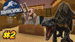 Download EL MISTERIO DE JURASSIC WORLD!! - ESCAPAMOS DE LA MANSION LOCKWOOD Video