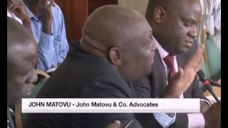 Download Pension scam: Arrest warrant issued againts Kasango by lawyer Video