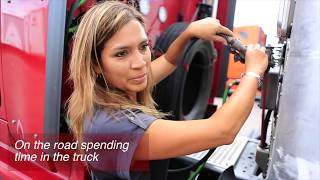 Download The Knight Life: Episode 3 | Awesome Women in Trucking Video