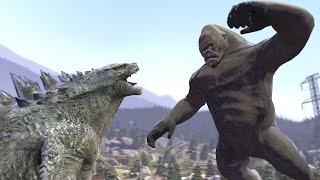Download Godzilla vs. Kong But Not Really...[SFM] Video